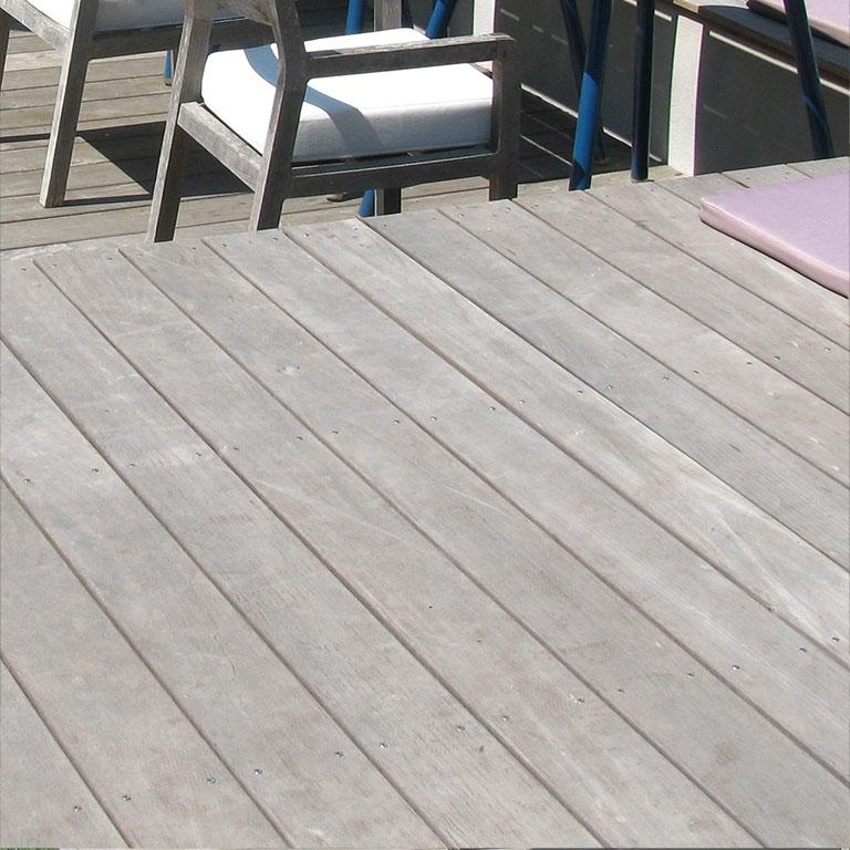 terrasse bois nantes