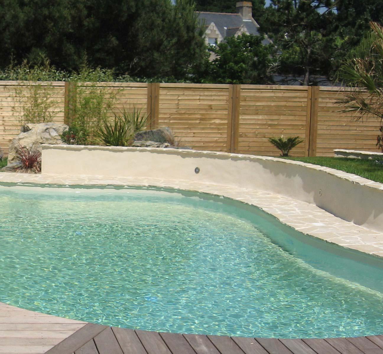 piscine terrasse bois Nantes