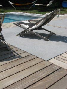 dallage terrasse bois planche